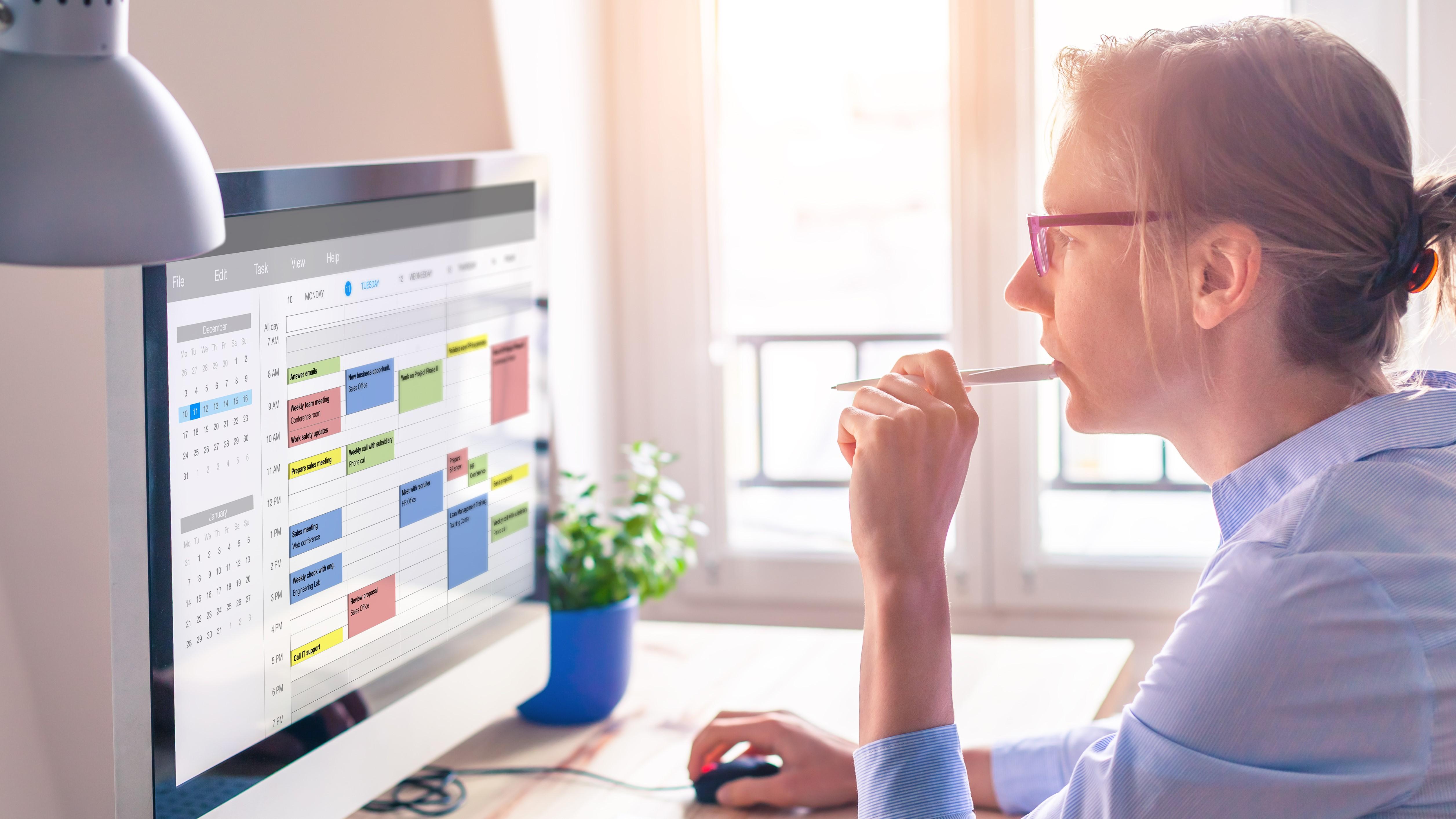 In einer digitalen Verwaltung Arbeit organisieren und Zeit managen